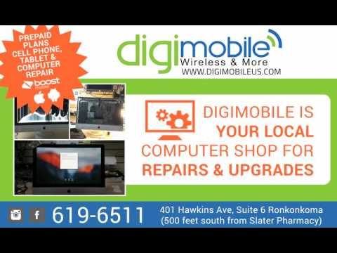 Digimobile Your Local Cell Phone & Computer repair shop.