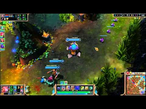 League of Legends - Alistar: O mega suporte