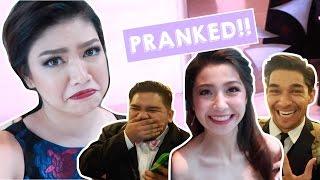 Filipino Youtubers Pranked Me! ft. Lloyd Cadena, Wil Dasovich, Donnalyn Bartolome | Janina Vela