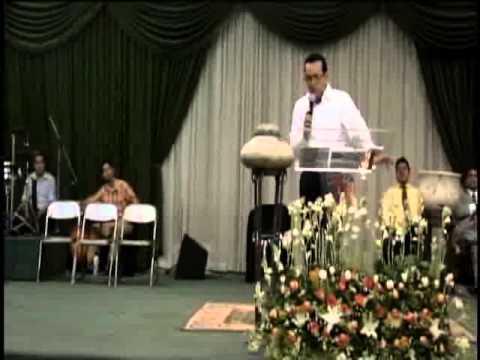 Apostol Rafael Ramirez  DVD 5 DE 8