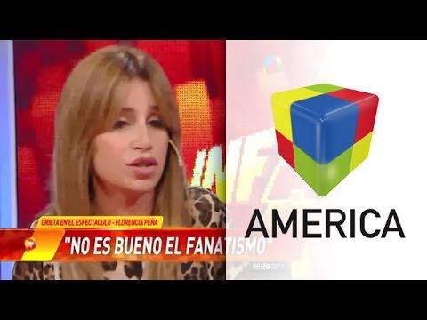 Florencia Peña y el video de la Rosadita: Que la Justicia me diga qué significa, no el periodismo