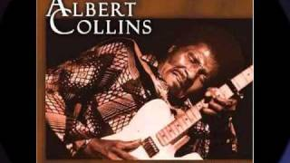 Watch Albert Collins Give Me My Blues video