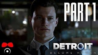 ANDROIDI A ELEKTRICKÉ OVEČKY! | Detroit Become Human #1