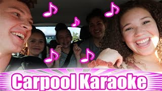 Haschak Sisters - Anything You Can Do I Can Do Better (Carpool Karaoke feat. Jonathan!)