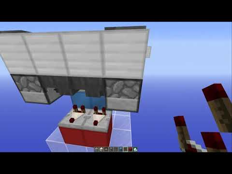 Minecraft: Advanced Pressure Plate V2 [Day 20]