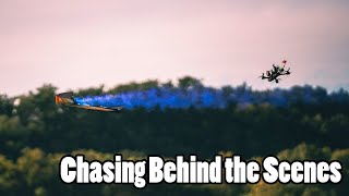 Behind the Scenes of Filming a Chase Sequence