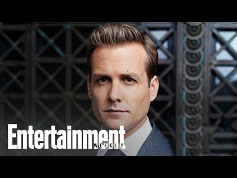'Suits' Star Gabriel Macht in Spoiler Room