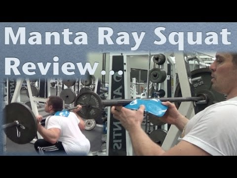 Manta Ray Squat Attachment Review