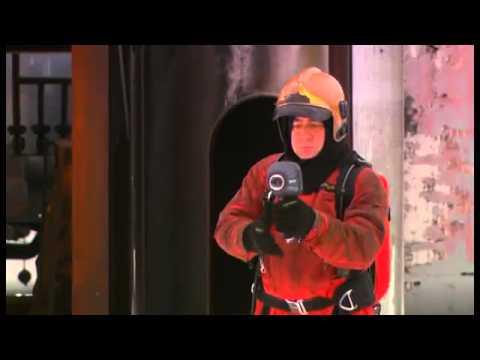 FLIR Serie K Series para el combate de incendios