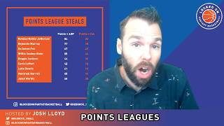 Jimmy Butler Gone? And Fantasy Basketball Points Leagues | LO Fantasy Basketball