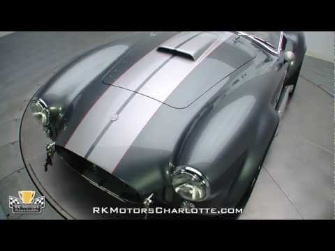 132983 / 1965 Shelby Superformance Cobra