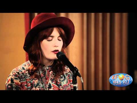 Florence and the Machine - What the Water Gave Me (Live at KFOG Radio)