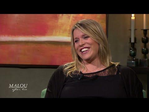 Läkaren sa att hon inte kunde få barn - nu väntar hon sitt andra tvillingpar - Malou Efter tio (TV4)