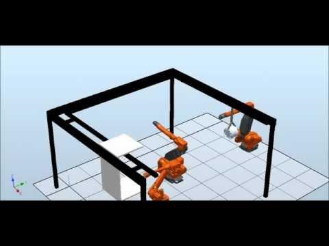 Boya Robot Simülasyonu 3