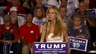 Coulter Vows To Speak At UC Berkeley Despite Event Cancellation