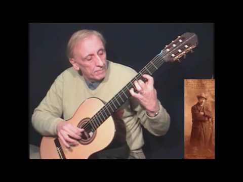 Agustín Barrios - Las Abejas by Cesar Amaro
