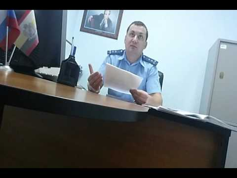 Прокуратура Курской области о подделках ГИБДД