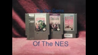 Top Ten Underappreciated Games of the NES by Second Opinion Games