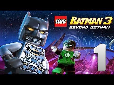 Zagrajmy w LEGO Batman 3: Poza Gotham odc.1 Zabójczy Kroko