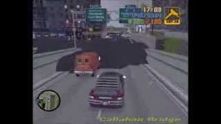 GTA3: Tsunami hits Liberty City and gets flooded
