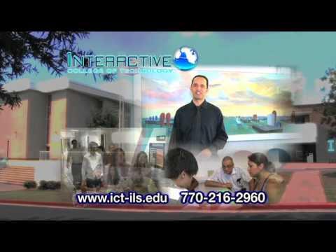 Interactive College of Technology ESL spot for Telemundo