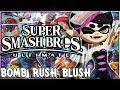 Bomb Rush Blush Remix Super Smash Bros Ultimate Version by Tomoya Ohtani - Splatoon