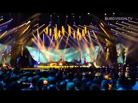 Gianluca - Tomorrow (Malta) - LIVE - 2013 Semi-Final (2)
