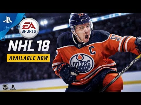 NHL 18 - Launch Trailer | PS4