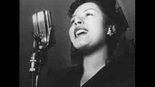 Watch Billie Holiday Pennies From Heaven video