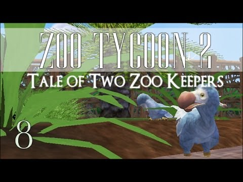 Zoo Tycoon 2 Collab! Tale of Two Zoo Keepers - Episode #8