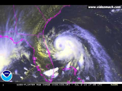 Hurricane Arthur 2014 (ATL) / Arthur hurrikán 2014 (Atlanti-óceán)