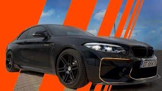BMW M2 MANHART -  420 HP BEAST