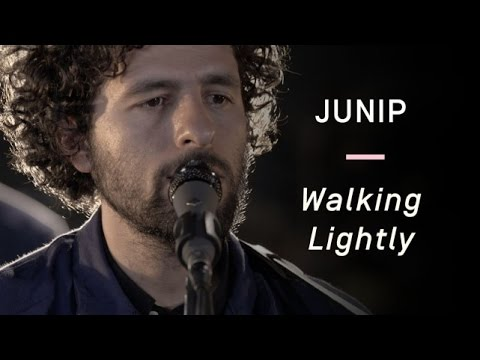 "Junip Perform ""Walking Lightly"""