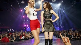 Download Lagu Taylor Swift Ft. Cher Lloyd - Want U Back (DVD The RED Tour) Bônus Gratis STAFABAND