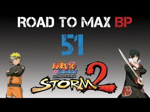 Naruto Shippuden Ultimate Ninja Storm 2 - 138 - Going for 9.999.999 BP [Part 51]
