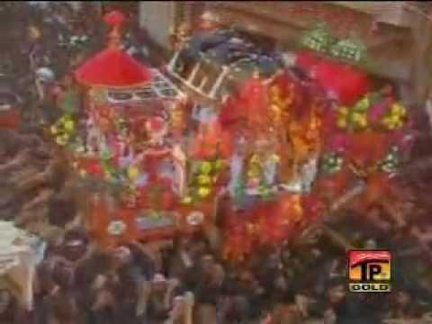 Tera Laho Raigan Na Jaye Ga, Hassan Sadiq Noha 1997 video