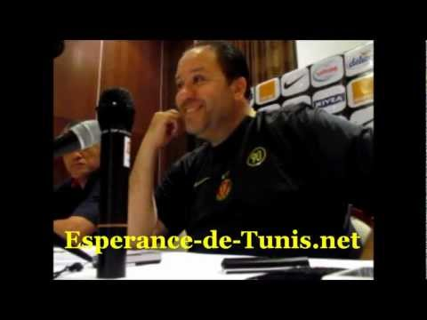 image vidéo Conférence de presse: Déclaration Nabil Maaloul