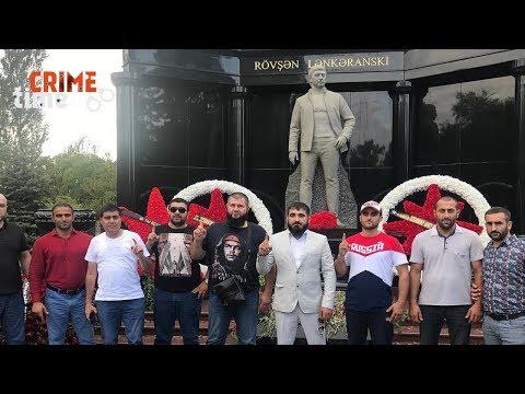 Timur Diki Azərbaycanda - (FOTO, VIDEO)
