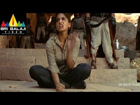 Vikramarkudu Movie Anushka jintha tha chitha chita Scene