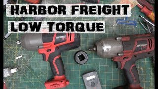 BOLTR: Lost Torque 13 Month Earthquake Impact | Harbor Freight Tools