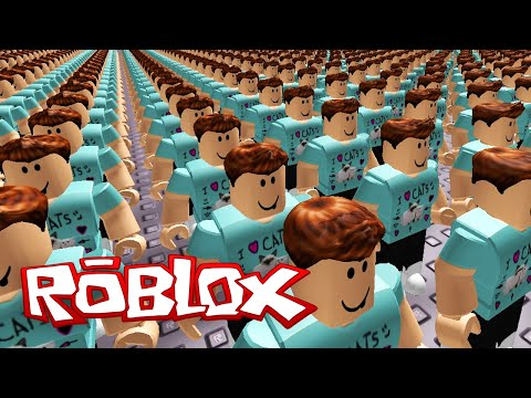 Roblox Adventures / Clone Factory Tycoon / Army of Clones at War!