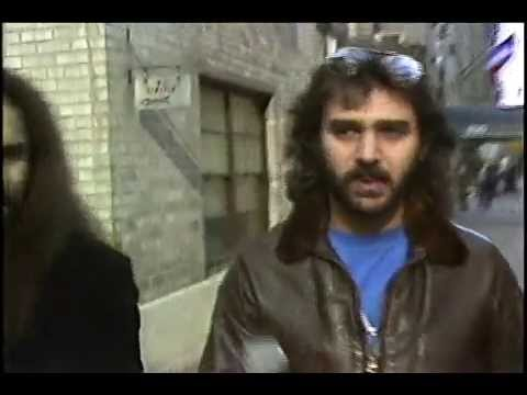Don Barnes&Jeff Carlisi of 38 Special on streets of New York