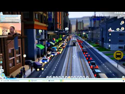 SimCity Traffic MESS