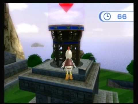 Wii Fit Plus Training Plus Part 6: Bird's Eye Bullseye