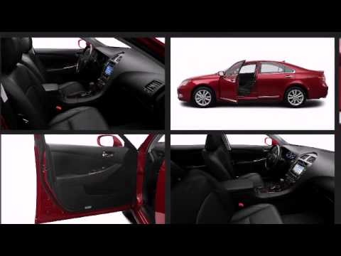 2012 Lexus ES 350 Video
