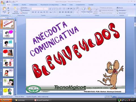 Anecdota Comunicativa