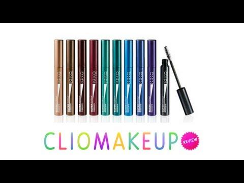 Review Recensione Kiko Super Colour Mascara