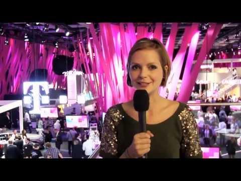 Die Deutsche Telekom auf der IFA 2013