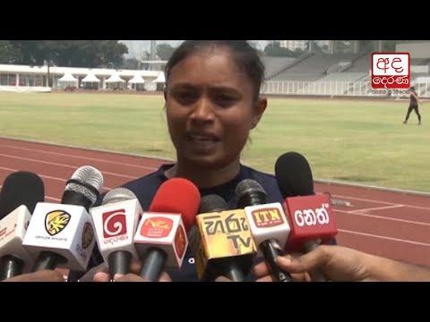 800m athlete nimali |eng