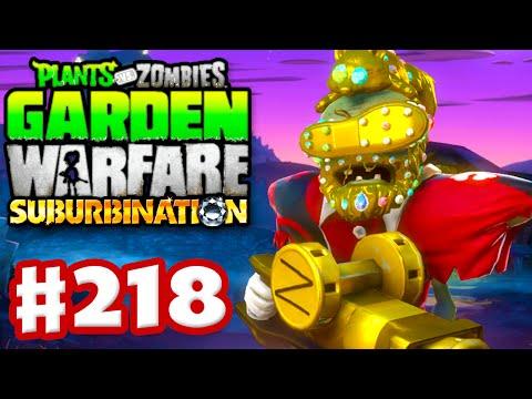 Plants vs. Zombies: Garden Warfare Gameplay Walkthrough Part 218 Royal Cricket Star PC